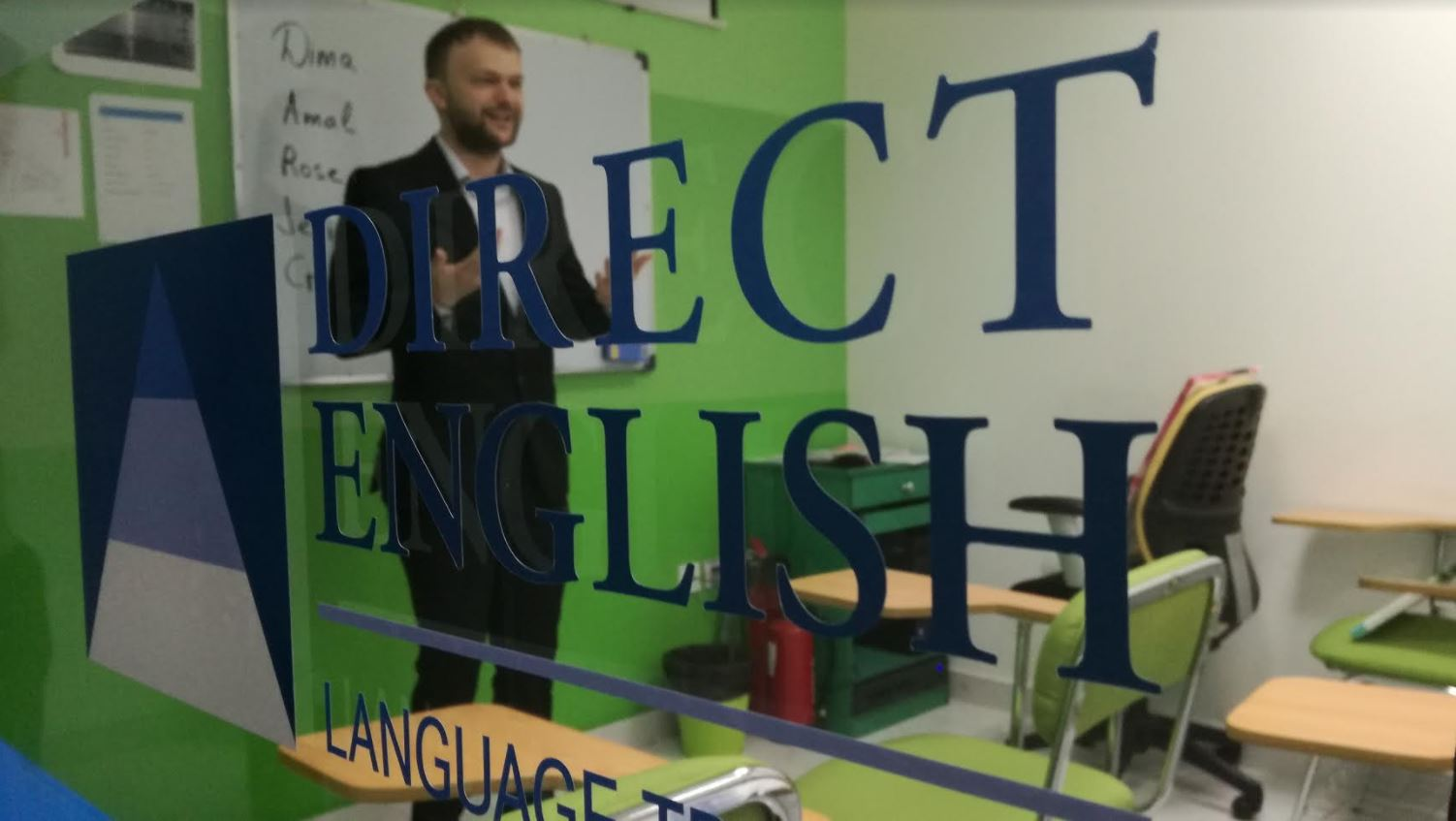english training business franchise