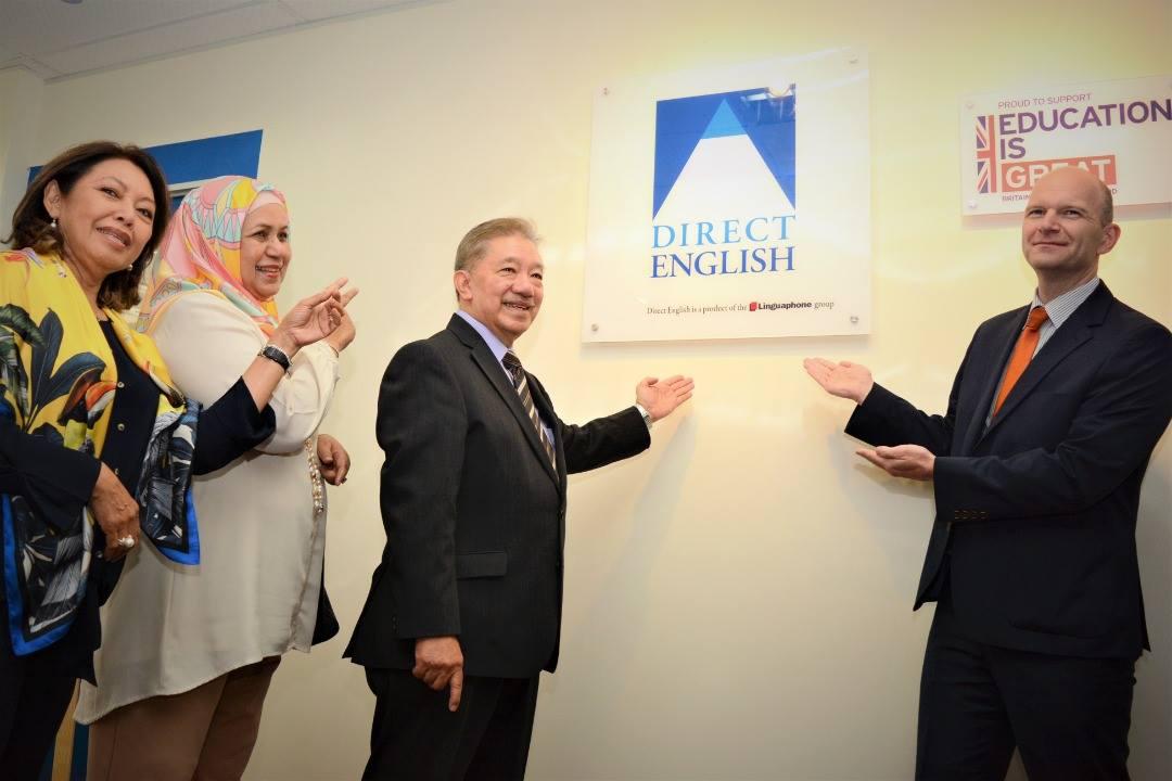 direct english school launch